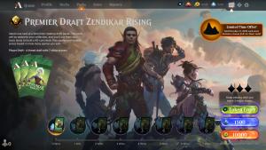 Premier Draft Zendikar Rising