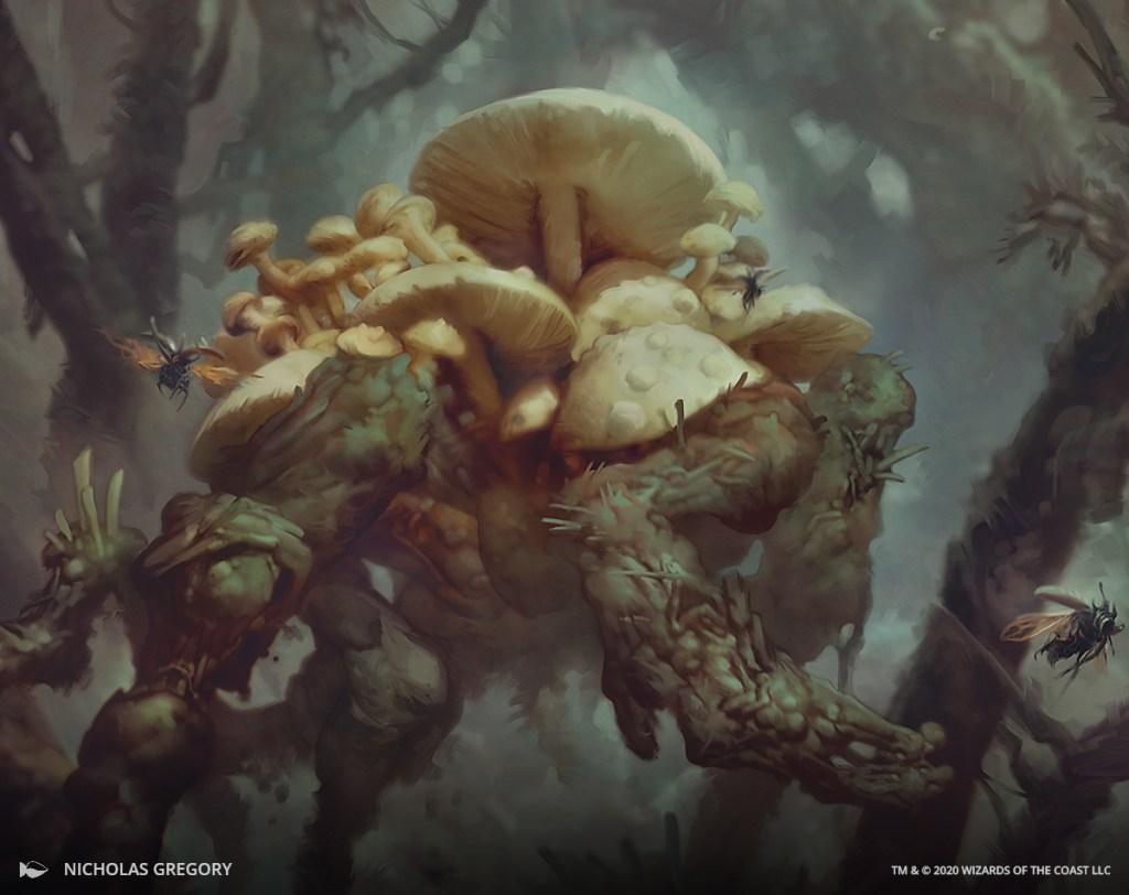 Swarm Shambler by Nicholas Gregory