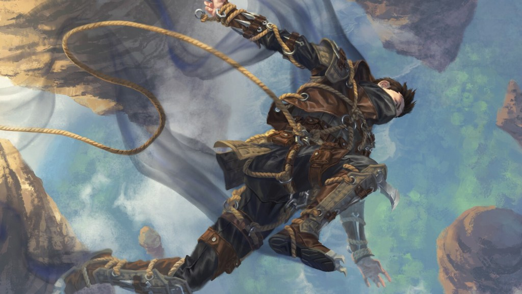 Soaring Thought-Thief Art by Lie Setiawan