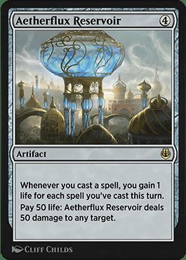 Aetherflux Reservoir
