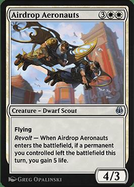 Airdrop Aeronauts