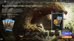 Kaladesh Remastered Draft Challenge