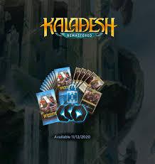 Kaladesh Remastered Preoder