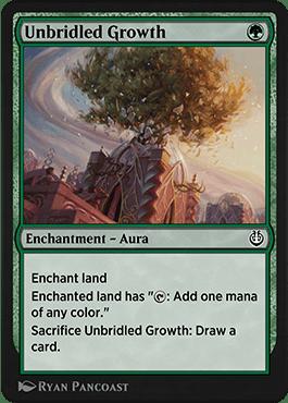 Unbridled Growth