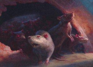 Mono Black Rat Colony by Cossak - Historic Pauper