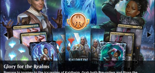 Kaldheim Preorder Bundles - Glory for the Realms