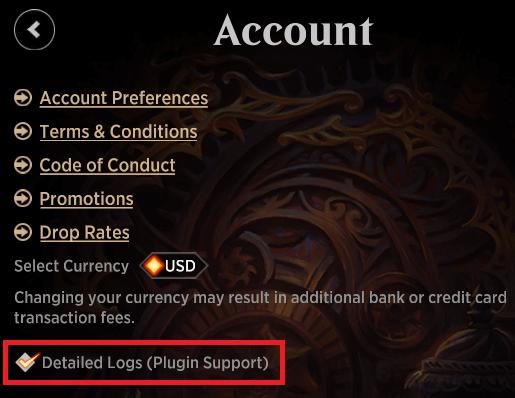 MTG Arena Account