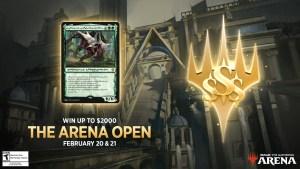 Arena Open Feb 2021