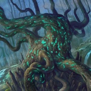 Maskwood-Nexus-2-Kaldheim-MtG-Art