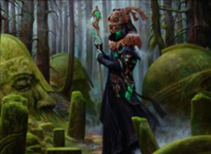 Historic Golgari Elves by Metallix87 - #64 Mythic – February 2021 Ranked Season