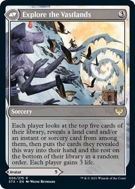 006B Strixhaven Spoiler Card
