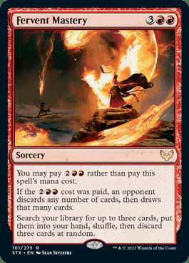 101 Strixhaven Spoiler Card