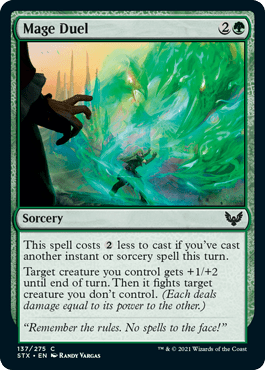 137 Strixhaven Spoiler Card