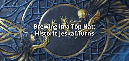 Brewing in a Top Hat: Historic Jeskai Turns