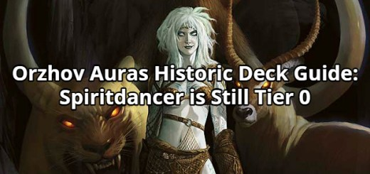 Orzhov Auras Historic Deck Guide: Spiritdancer is Still Tier 0