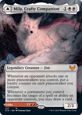 STX 277A Mila, Crafty Companion Borderless