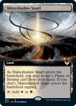 STX 364 Shineshadow Snarl Extended Art
