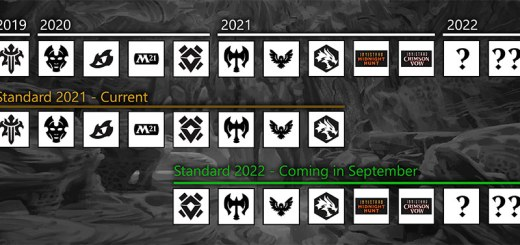 Standard Rotation 2022