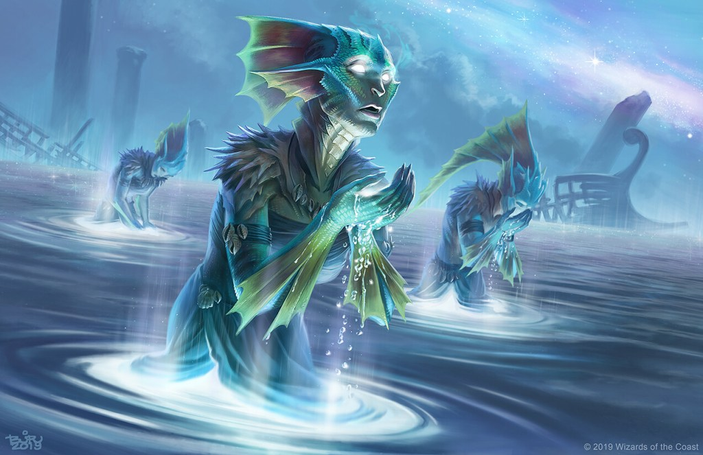 Thirst for Meaning Art by Brian Valeza