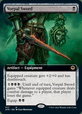 AFR 377 Vorpal Sword Extended