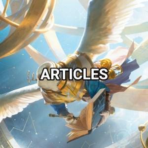 Articles Menu