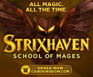 Card Kingdom Strixhaven