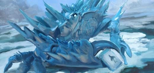 Iceberg Cancrix Art By Jenn Ravenna