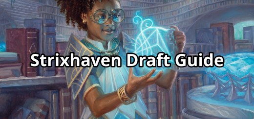 Strixhaven Draft Guide