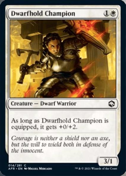 AFR 014 Dwarfhold Champion Main