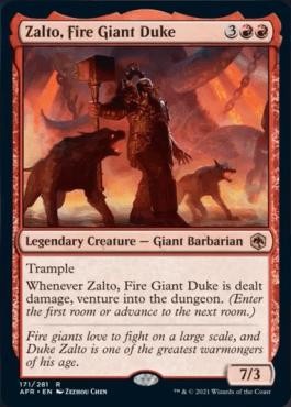 AFR 171 Zalto Fire Giant Duke Main