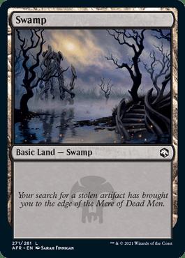 AFR 271 Swamp Main