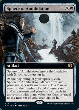 AFR 376 Sphere of Annihilation Extended