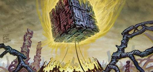 Doubling Cube Art by Mark Tedin