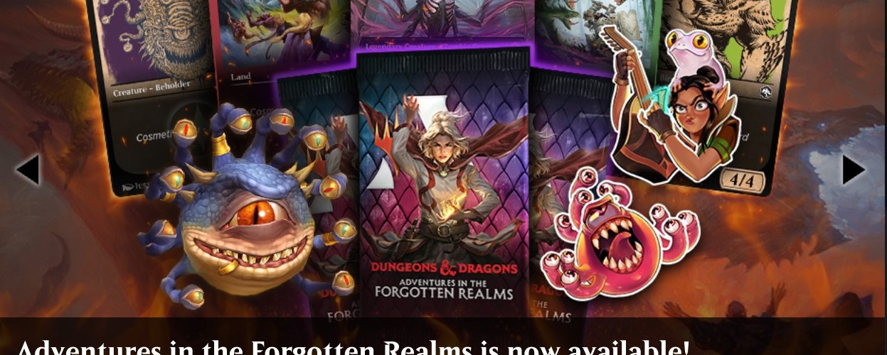 2021.07 Patch Notes - Adventures in the Forgotten Realms Game Update