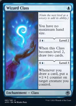 AFR 081 Wizard Class Main