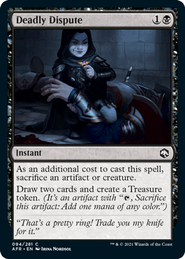 AFR 094 Deadly Dispute Main