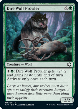 AFR 179 Dire Wolf Prowler Main