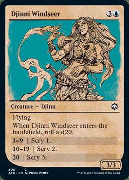 AFR 306 Djinni Windseer Showcase