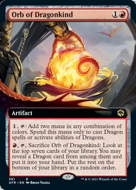 AFR 381 Orb of Dragonkind Extended
