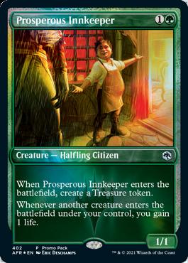 AFR 402 Prosperous Inkeeper Promo