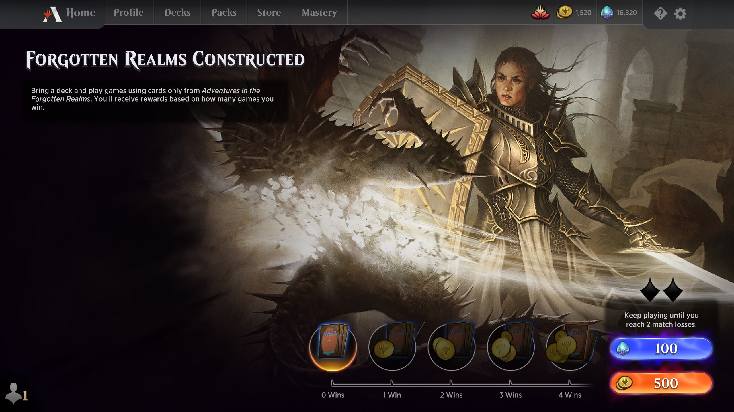 Forgotten Realms Constructed