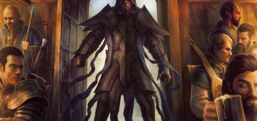 Grim Wanderer Art by Jason A. Engle