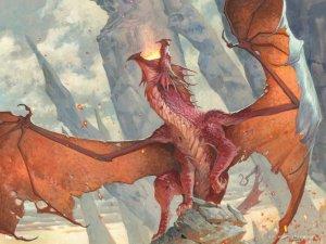 Inferno of the Star Mounts Art by Jesper Ejsing