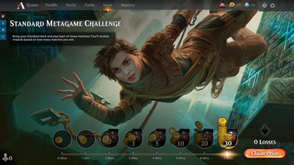 July 2021 Standard Metagame Challenge