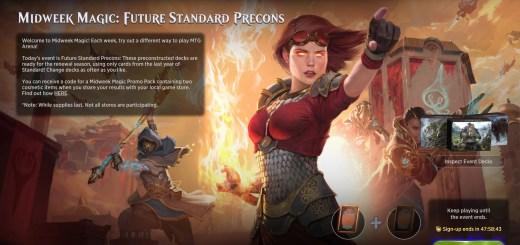 Midweek Magic - Future Standard Precons