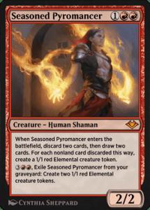 Seasoned Pyromancer J21 MH1
