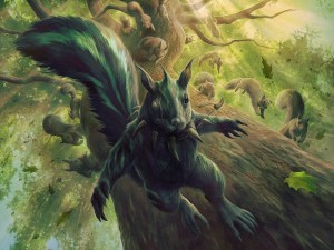 Chatterfang, Squirrel General Art by Jason A. Engle