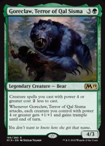 Goreclaw, Terror of Qai Sisma