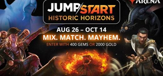 Jumpstart Historic Horizons Cover