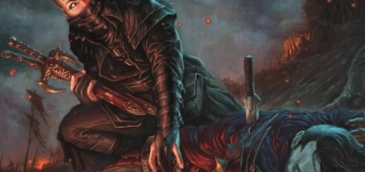 Morbid Opportunist Art by Tyler Walpole